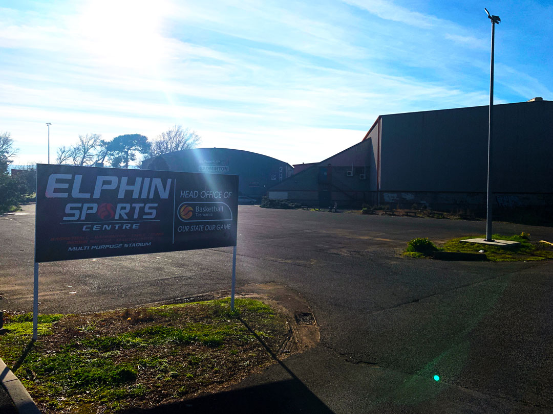 Elphin Sports Centre Outside