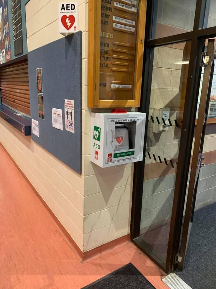 Main Foyer AED